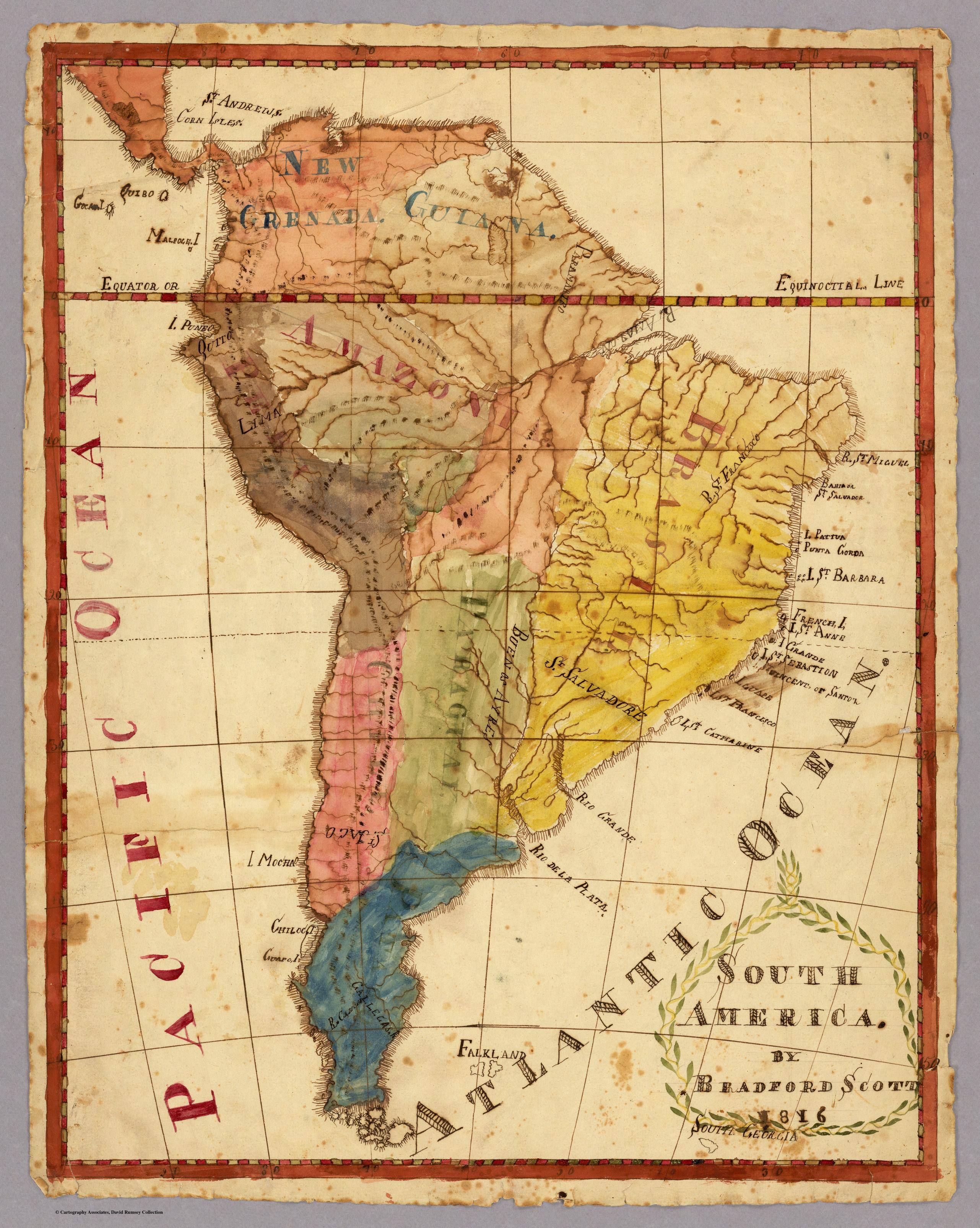 1816 Bradford Scott South America Rumsey large