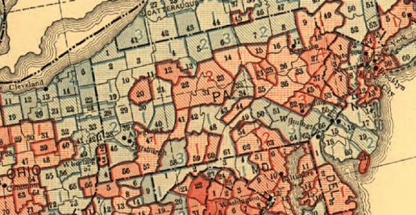 8 Scribner's 1883 PA