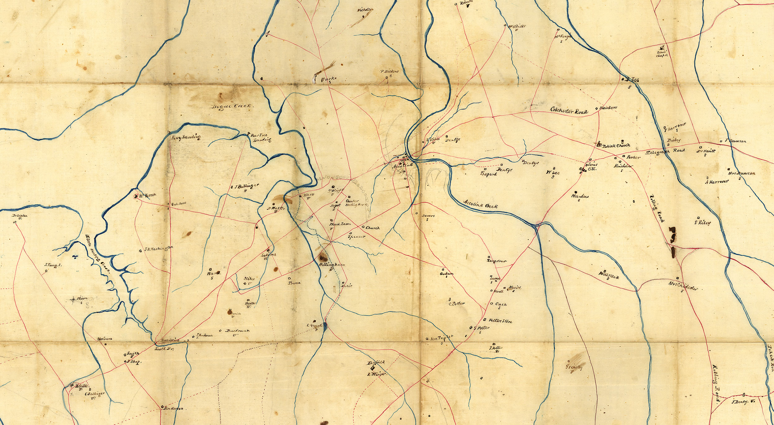 Civil War maps at the Library of Congress- Mapping the