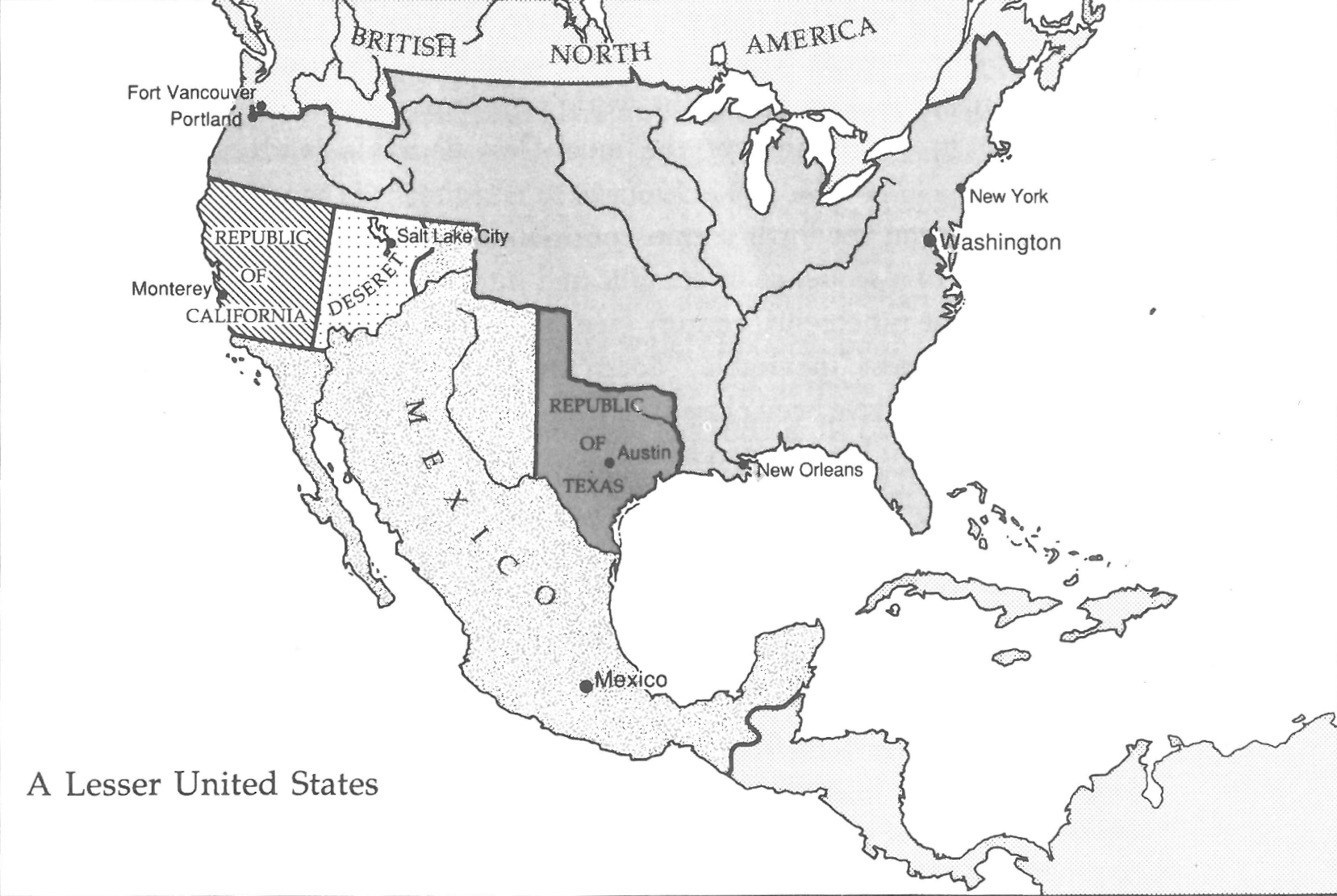 map no mexican american war alternate timelines forum