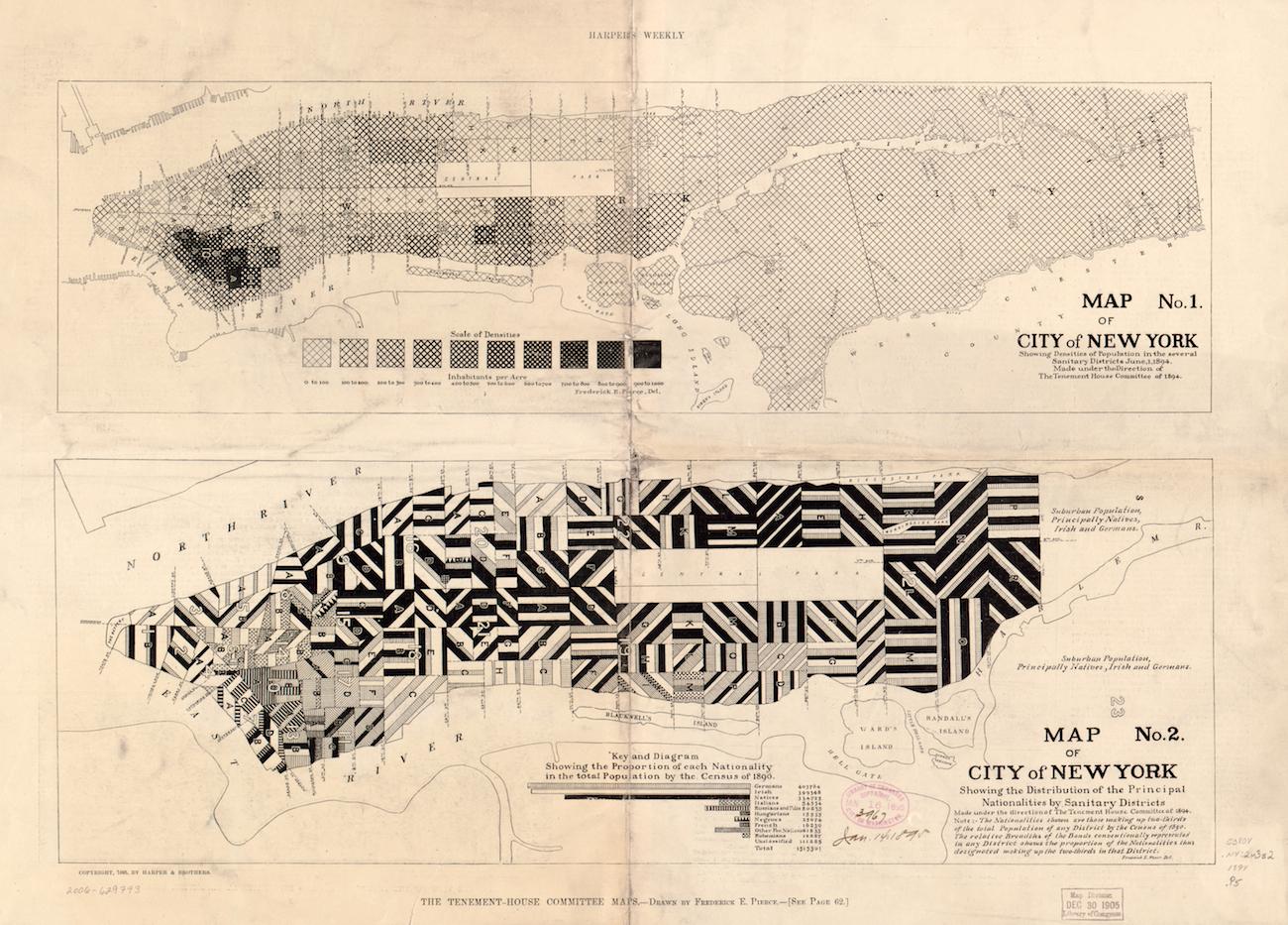 Pierce Sanitary Maps 1894 small