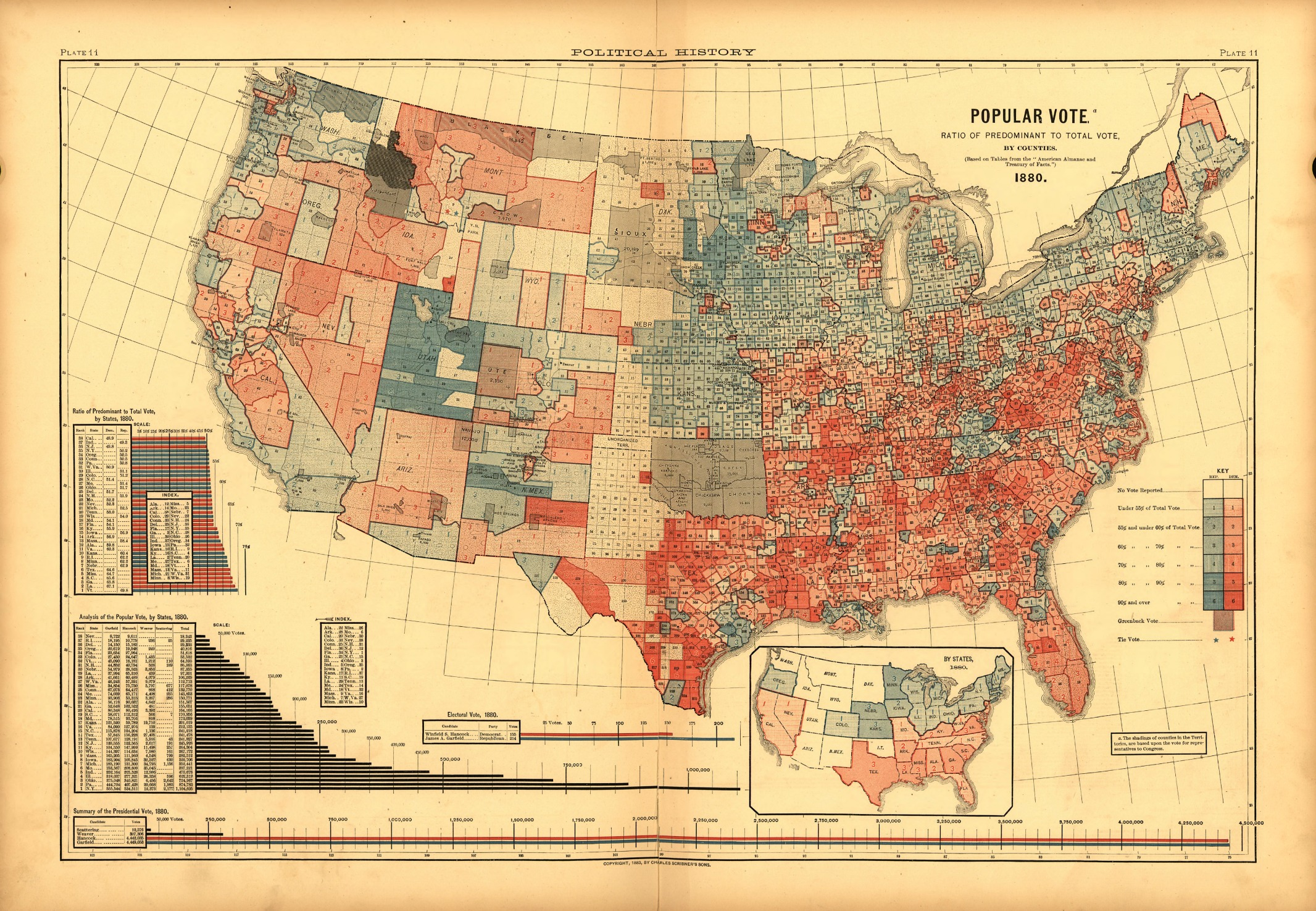 The nations first electoral map Mapping the Nation Blog